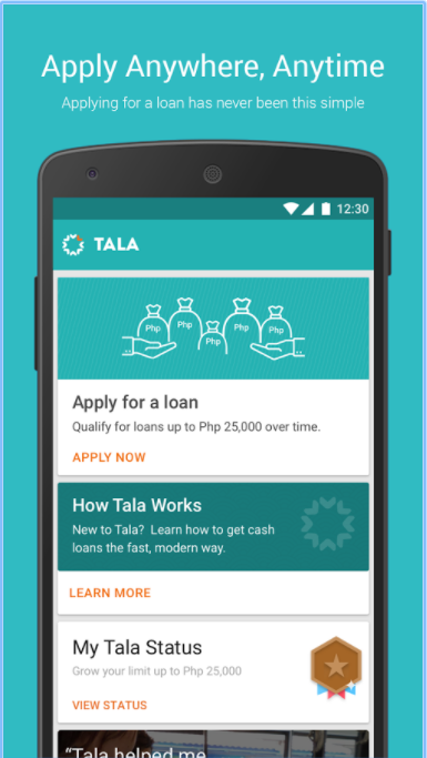 Tala loan app